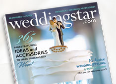 Weddingstar Magazine Cover - Top Half