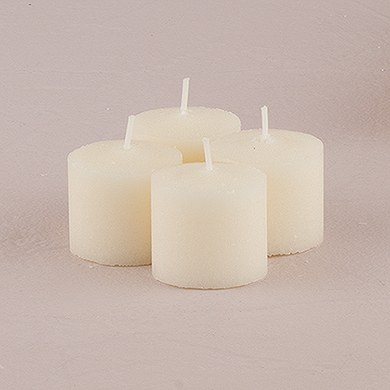 Decor Votive Wedding Candles