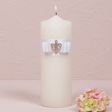 Beverly Clark The Crowned Jewel Collection Unity Candle