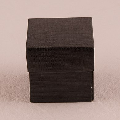 Black Wedding Favor Boxes