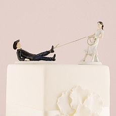 Western Lasso Interchangeable Cake Toppers