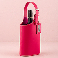 2 Section Wine Carry Bag