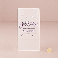 Petals Self-standing Printed Goodie Bag