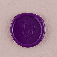 Ampersand Wax Seals