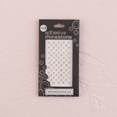 """Premium Jewels With Adhesive Backing (3mm - 1/16"""")"""