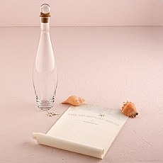 Message In A Bottle Guest Book Alternative