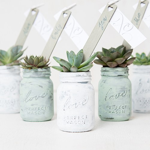 mini mason jar with lid jar wedding favors weddingstar. Black Bedroom Furniture Sets. Home Design Ideas