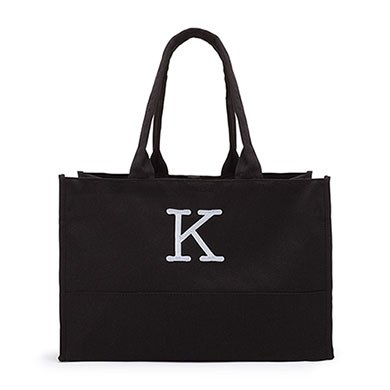 City Tote / Solid Box Tote Black