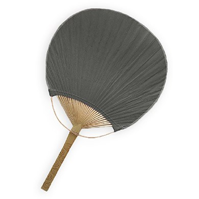 Paddle Fan Black