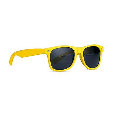Fun Shades Sunglasses   Lemon Yellow
