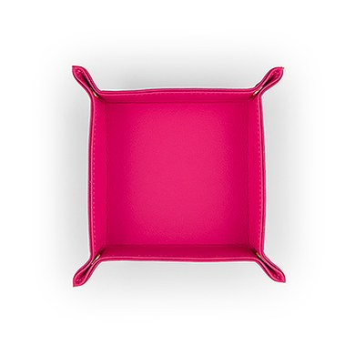 Travel Valet Jewelry Tray   Small in Pink