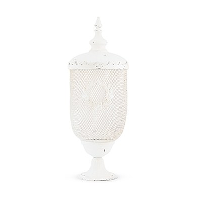 Metal Decorative Urn
