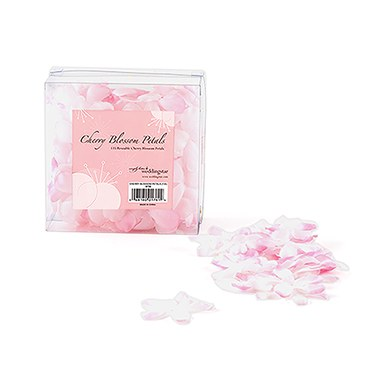Silk Wedding Ceremony Cherry Blossom Petals