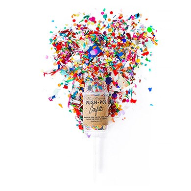 Push-Pop Confetti - Multi-color