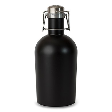 Growler 2 Go - Matte Black