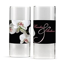 Classic Orchid Mini Luminary Wrap