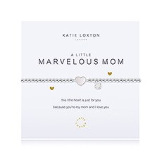 A Little Marvelous Mom Silver Bracelet