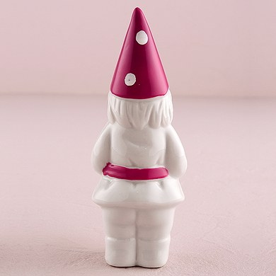 Mini Gnome with Polka Dot Hat