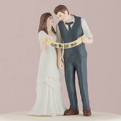 """Indie Style"" Wedding Couple"