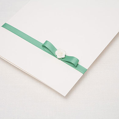 Rose Favor and Stationery Trim Pack