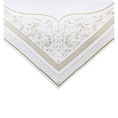 Gold Table Cover