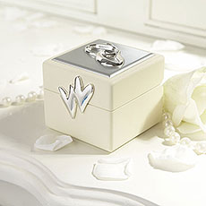Amore Wedding Rings Box