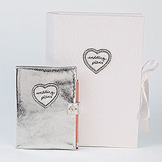 Wedding Plans Heart Keepsake Box - Large