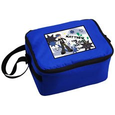 Personalized Too Cool Boy's Lunch Bag Gift