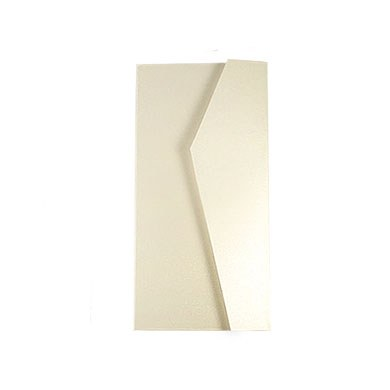 DIY Ivory Invites & Pearl Envelopes - 10 Pack