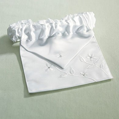 Wedding Accessory Pocket Garter