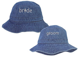 bridal party Crusher Hat
