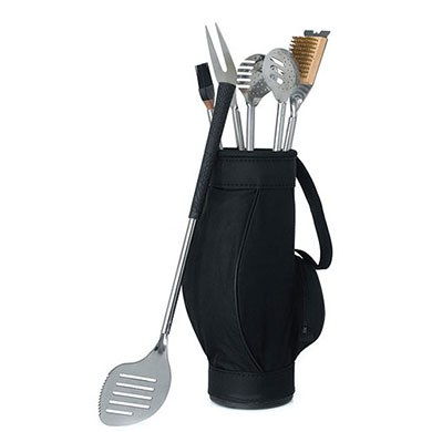 Perfect Groomsmen Wedding Gift 5 Piece Golf BBQ Tools