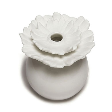 Pretty Petals Mini Porcelain Vase