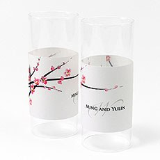 Cherry Blossom Mini Luminary Wrap