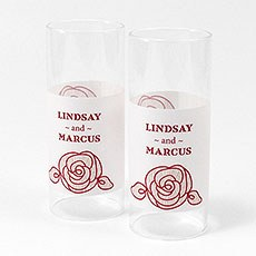 Rose Mini Luminary Wrap