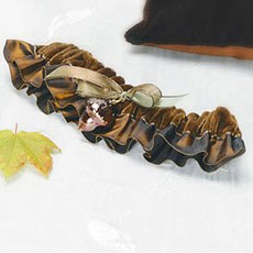 Autumn Splendor Bridal Garter