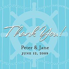 Boat Wheel Favor / Place Cards
