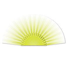 D.I.Y. Accordian Paper Hand Fan