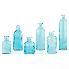 Decorating Glass Bottle Set